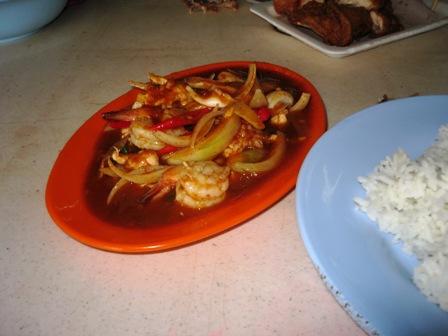 Spicy Kau Pat Prik 2