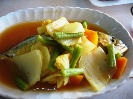 Spicy Keng Som Fish 2