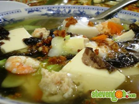 Tofu and seaweed recipes