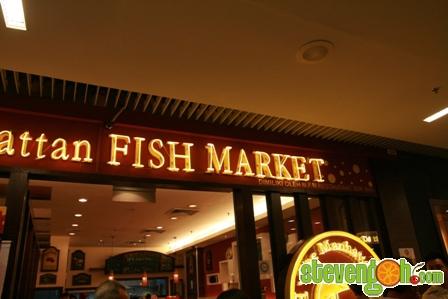 Celebrate mother s day manhattan fish market queensbay for Fish market queens