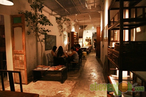 China house georgetown penang for Best private dining rooms west end
