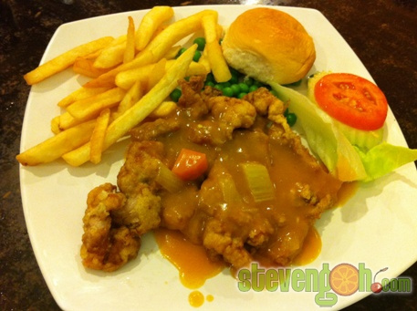 James foo western food tanjung tokong the reason to be famous chicken chop here had always been the popular and affordable demand the quality of the food has consistency maintained seen day one forumfinder Images
