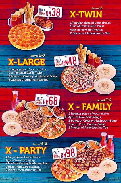US Package Meal