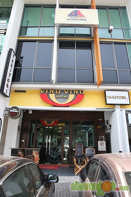 Vino Vino Bistro Bayan Lepas A Great Place For Saturday Brunch Steven Goh 39 S Penang Food And