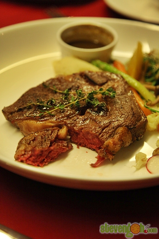 Viking Steakhouse The Place For Steaks And Grills Steven Goh S